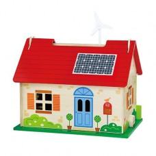 Eco-Friendly Dollhouse