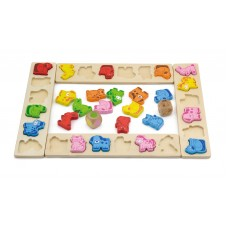 Animals Carnival Dice Game