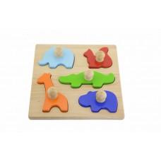 Block Puzzle - Animals