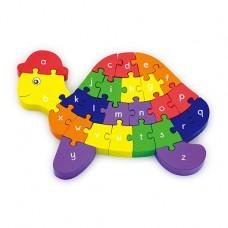 3D Turtle Puzzle