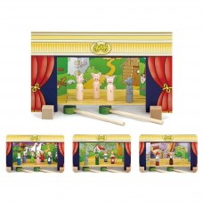 Magnetic Theatre w/ 4 Stages