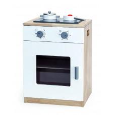 White Kitchen - Stove