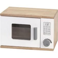 White Kitchen - Microwave